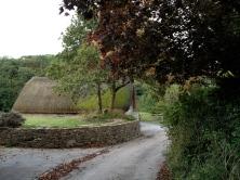 greenstone retaining wall